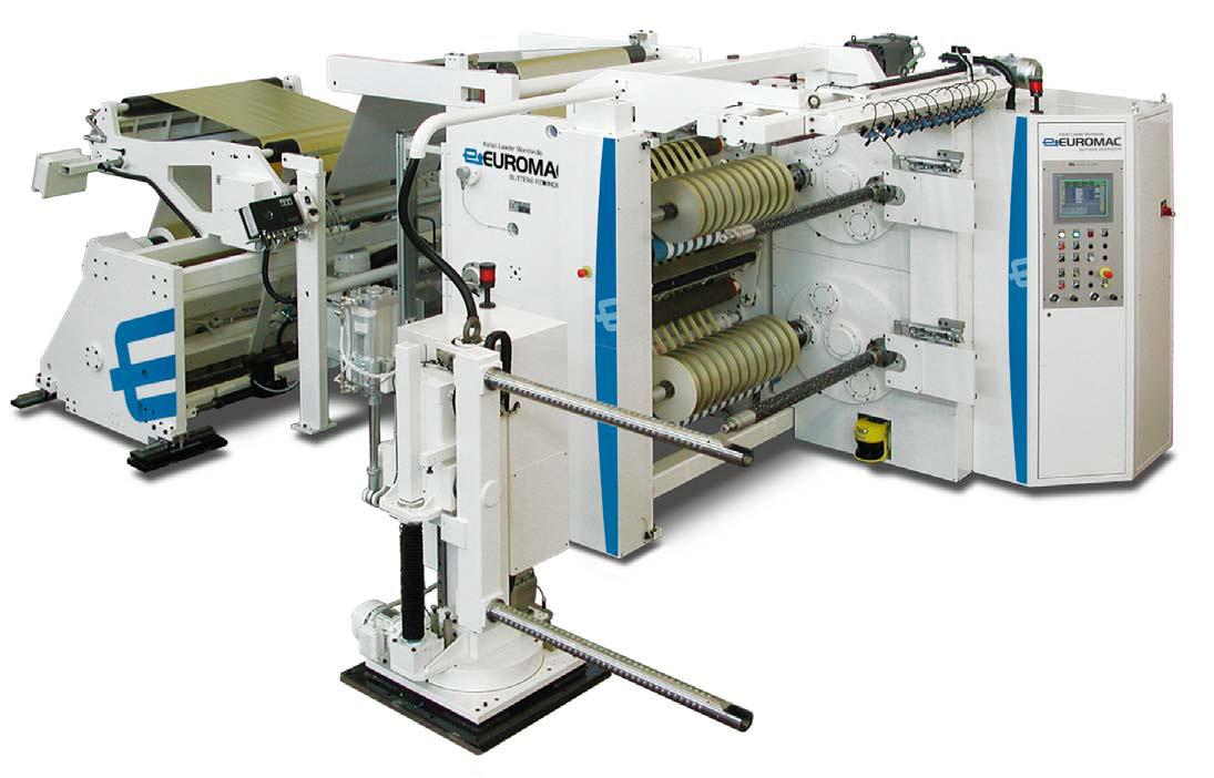 Rulleskæremaskiner
